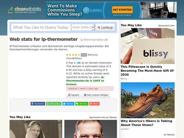 ip-thermometer.de.clearwebstats.com