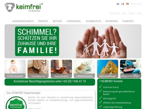 keimfrei.com
