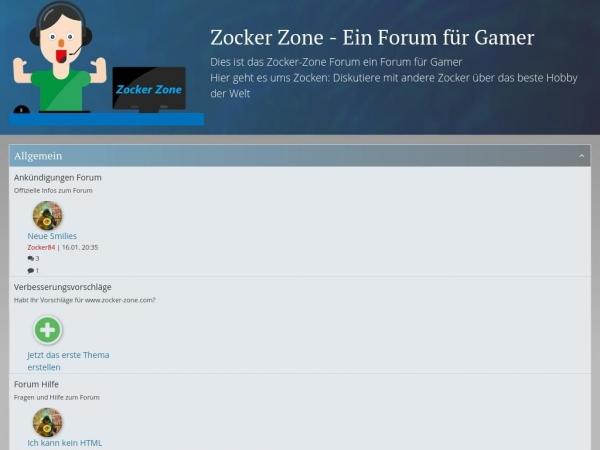 zocker-zone.com