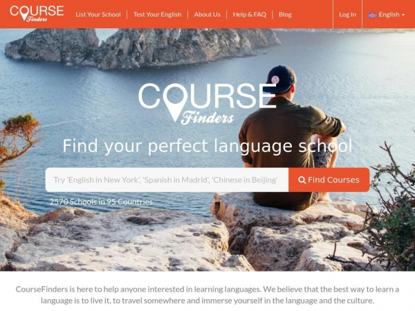 coursefinders.com.