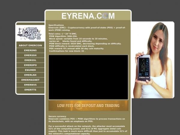 eyrena.com